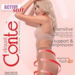 supportingtights with graded compressions – BellaConte