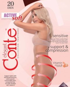 ACTIVE SOFT 20 DEN