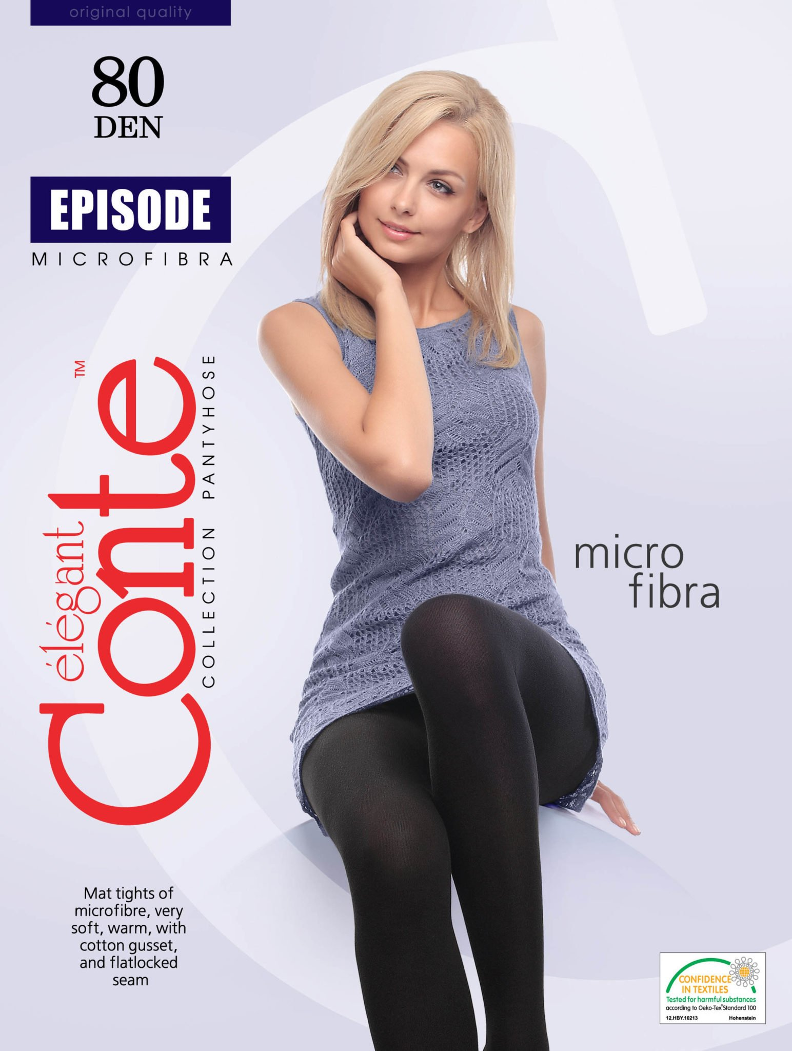 WARM DENSE MICROFIBRA TIGHTS