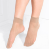 TENSION SOFT ELEGANT SOCKS WITH VITAMIN E NATURAL BellaConte