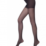 dense sheer modelling tights with graded compression_Control 40 den_BellaConte