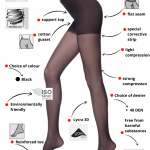 dense sheer modelling tights with graded compression_Control 40 den_BellaConte 717×960