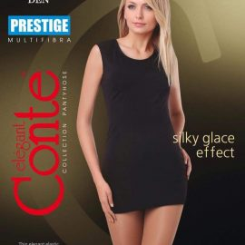 PRESTIGE 12 DEN - ultra-thin elegant elastic tights 12 denier appearance
