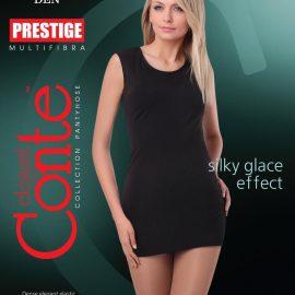 Dense elegant and feminine silky tights, 40 denier appearance BellaConte