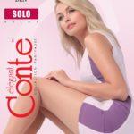 SOLO 40 DEN – Dense elegant and feminine tights. BellaConte