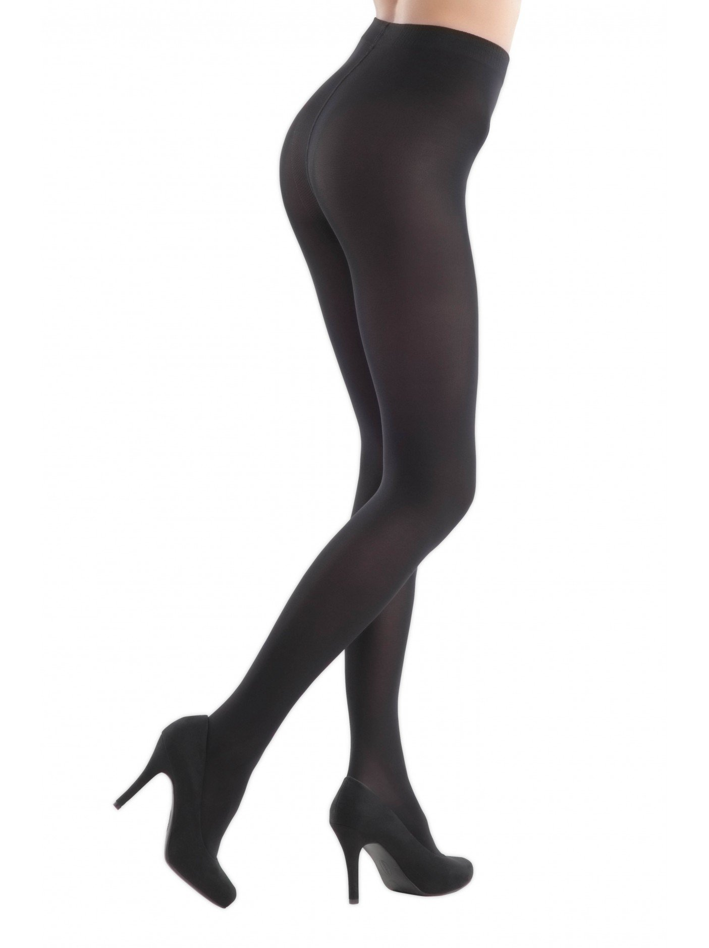 WARM WINTER MICROFIBRA TIGHTS TRIUMF 220 den BellaConte 2