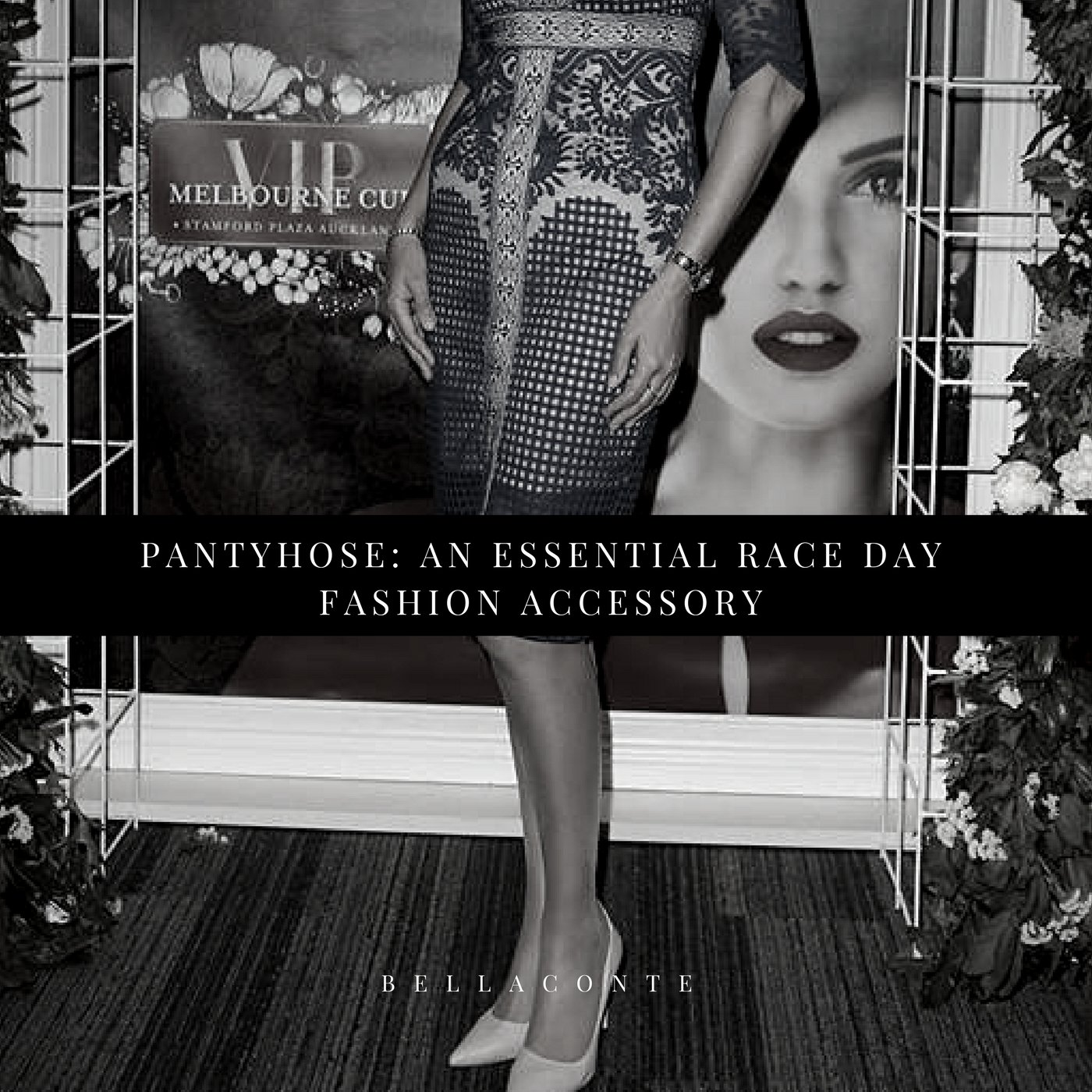 Pantyhose: An Essential Race Day Fashion Accessory