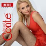 RETTE MICRO FISHNETS TIGHTS elastic upper part without seams BellaConte