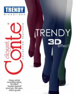 TRENDY 150 DEN TIGHTS BellaConte