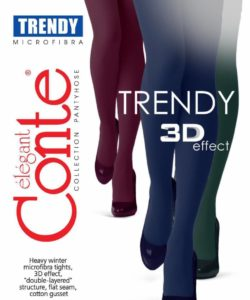 TRENDY 150 DEN WARM TIGHTS