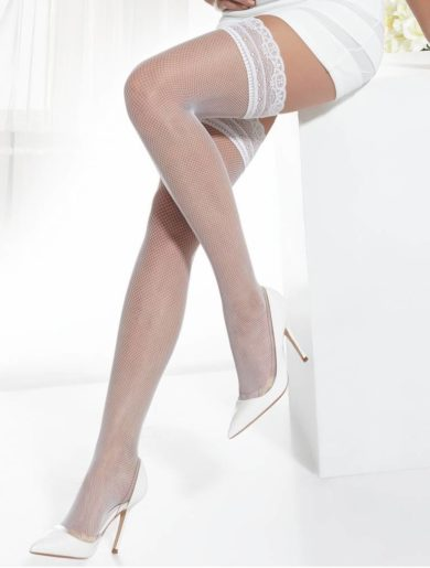 BELLISSIMA 20 DEN BRIDAL HOLD-UPS-2 BellaConte