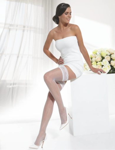 BELLISSIMA 20 DEN BRIDAL HOLD-UPS-3 BellaConte