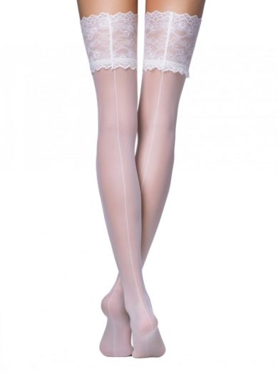 DELUXE 20 DEN BRIDAL HOLD-UPS-2