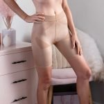 X-press shaping shorts with a push-up effect on the buttocks BellaConte