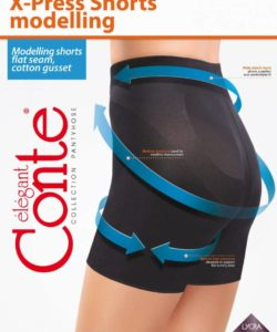 X-PRESS TIGHTENING SHAPING SHORTS
