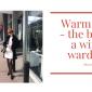Warm tights (stockings) - the basis of a winter wardrobe
